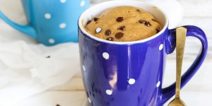 Mug Cake Aux Pepites De Chocolat Au Lait