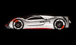 Porsche Unseen : concepts 917 Living Legend, 906 Living Legend, Vision 918 RS, Vision 920 et Vision E