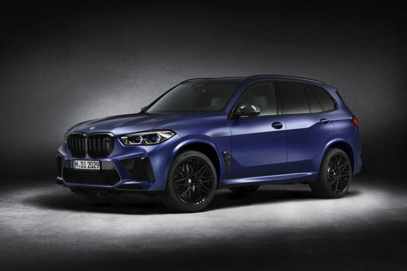 BMW X5 M Competition et BMW X6 M Competition First Edition