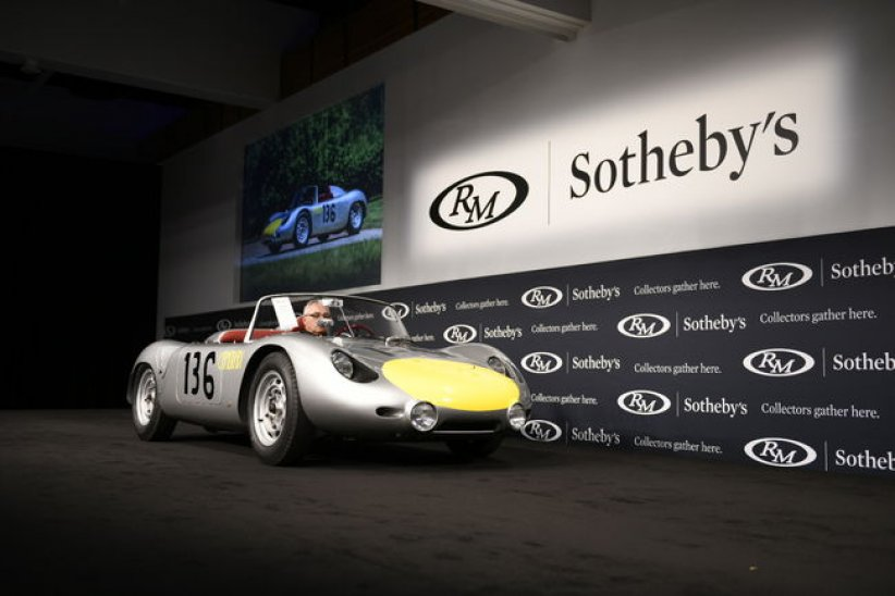 RM Sotheby's : le calendrier 2020