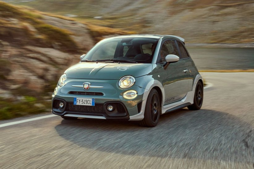 Abarth 695 70th Anniversario