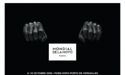 Mondial de la moto Paris 2018 : communication 2.0