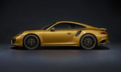 Porsche 911 Turbo S Exclusive Serie