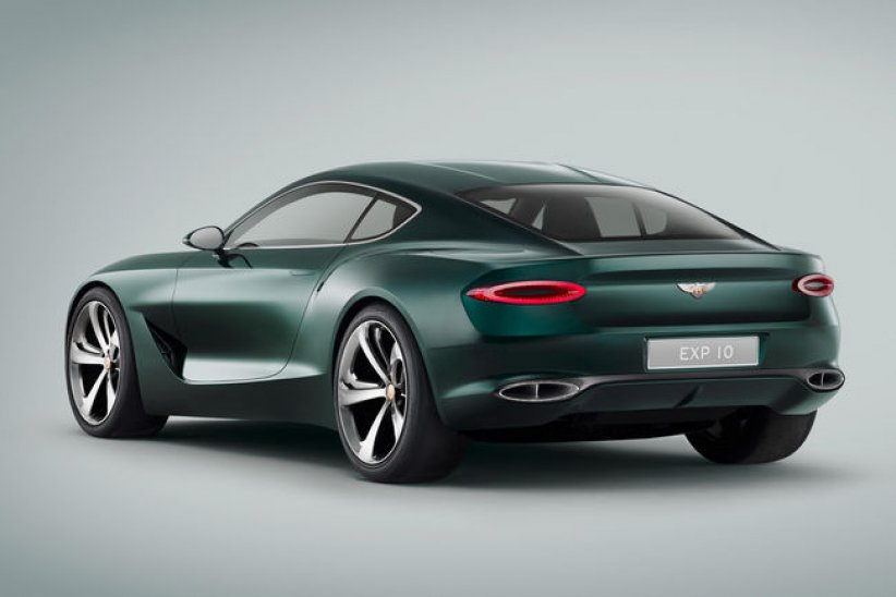 Bentley EXP 10 Speed 6 en future production ?