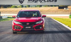La Civic Type R s'illustre à Magny-Cours