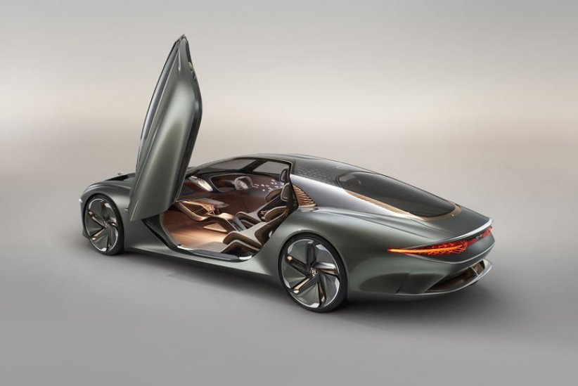 Concept Bentley EXP 100 GT