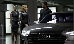 Audi en force dans Captain America Civil War