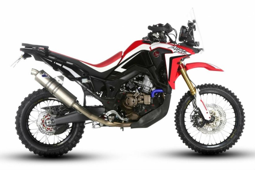 Honda Africa Twin Rally par RedMoto