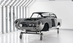 Aston Martin DB5 Goldfinger Continuation : production lancée
