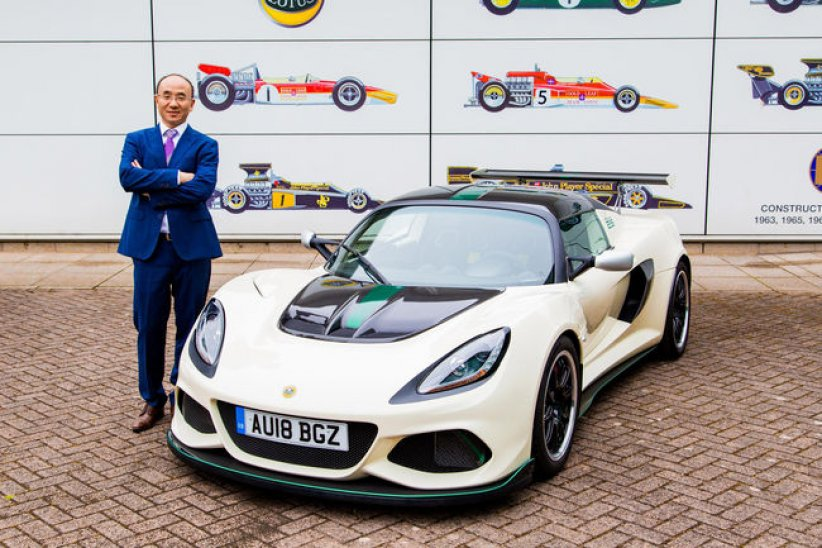 Lotus : Phil Popham nommé CEO