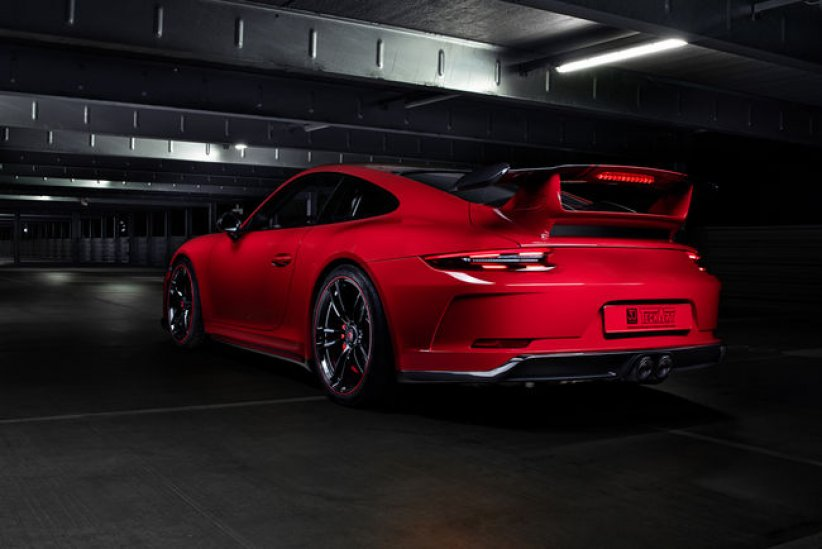 TechArt: pack Sport Porsche 911 GT3