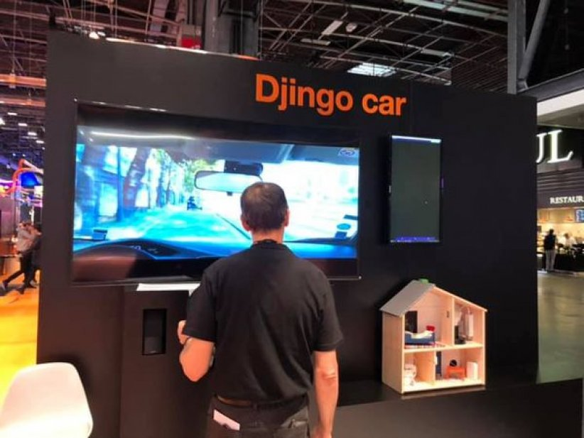 Djingo Car, l'assistant personnel par Orange
