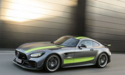 Mercedes-AMG GT Black Series en vue