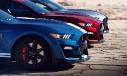 Ford Mustang Shelby GT500 : 760 ch