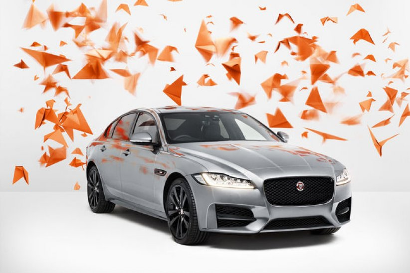 Rankin collabore avec Jaguar