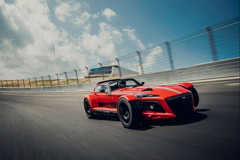 Donkervoort D8 GTO-JD70 R : pour le circuit