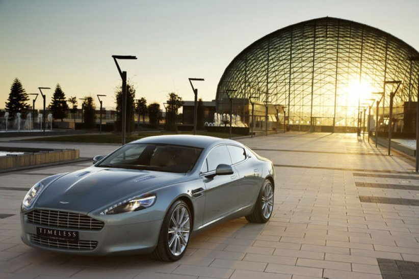 Timeless : les occasions by Aston Martin