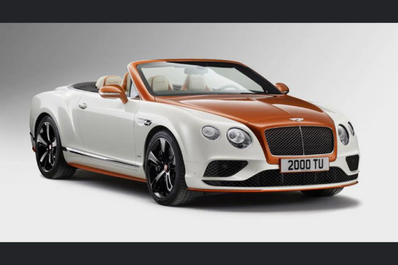 Bentley Continental GT par Mulliner