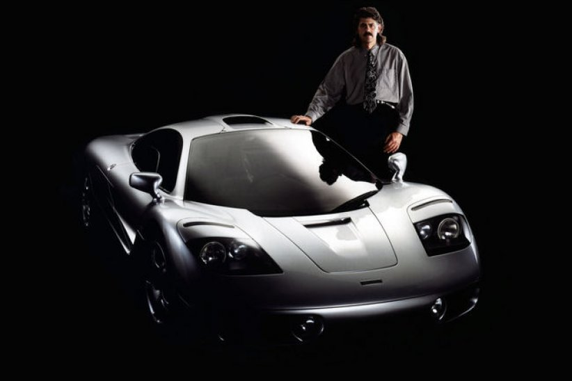 Gordon Murray crée GM Automotive