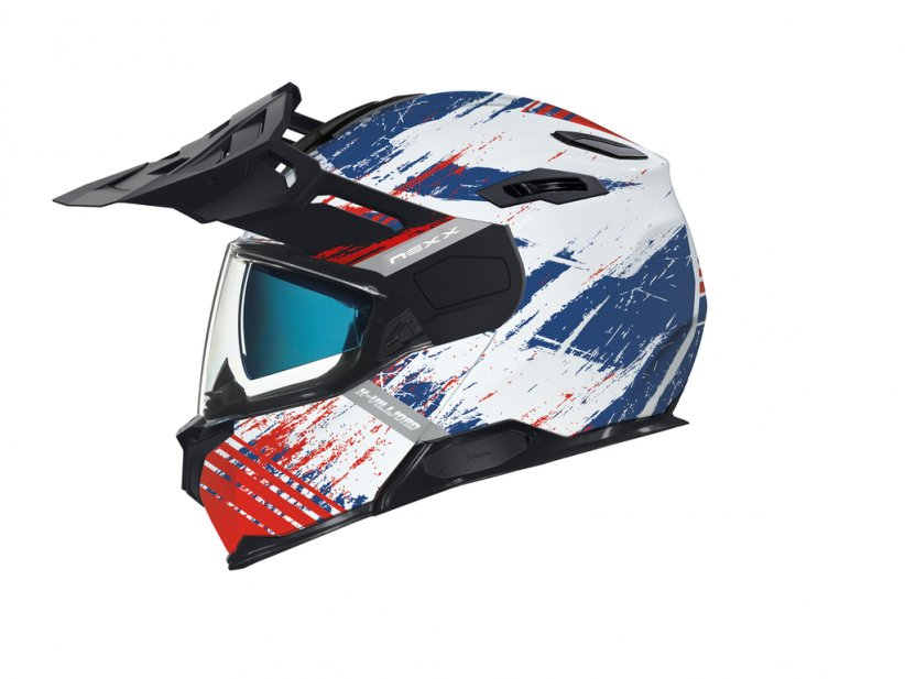 Casque modulable adventure Nexx X.Vilijord