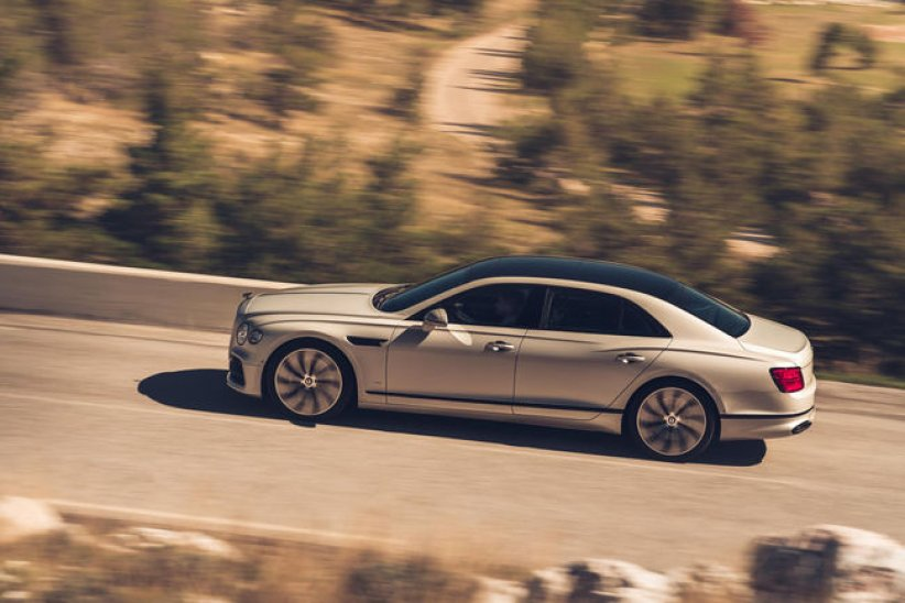 Bentley Flying Spur : des options pour un voyage tout confort