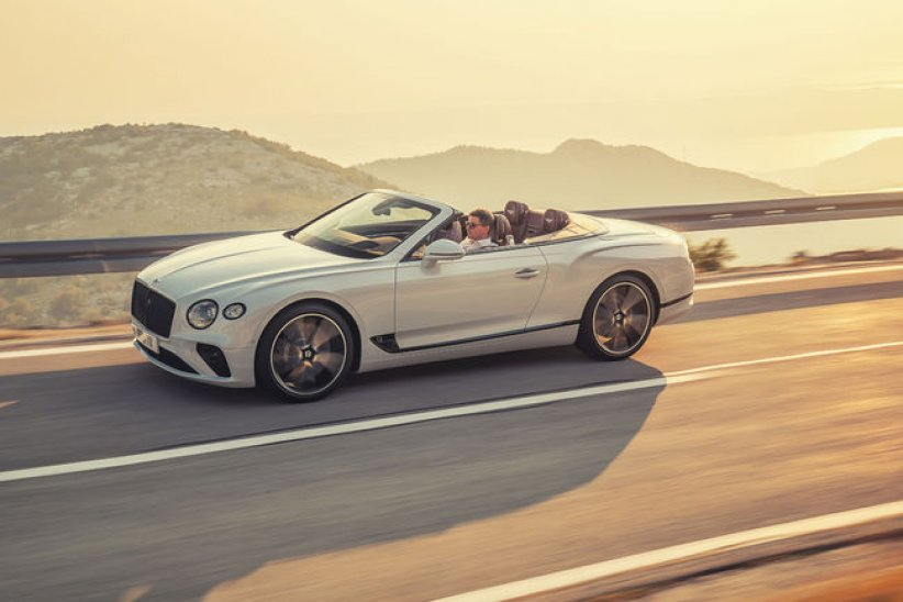 Bentley Continental GT Cabriolet 2019