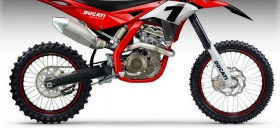 Et si Ducati passait au cross ?