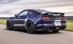 Nouvelle Ford Mustang GT350