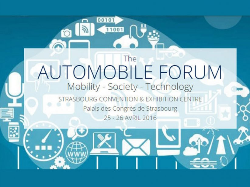 The Automobile Forum de Strasbourg