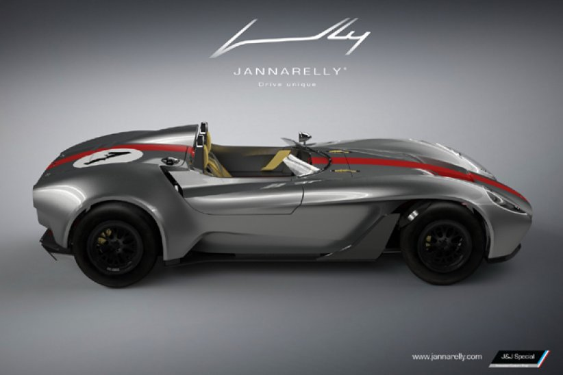 La Jannarelly Design-1 commercialisée