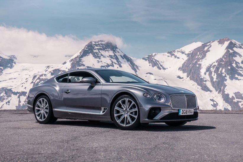 Bentley va retourner à Pikes Peak