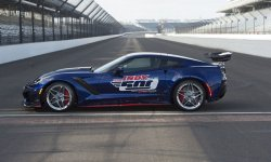 Indy 500 : Corvette ZR1 pace-car