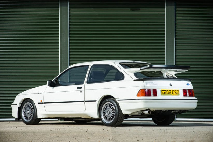 Enchère : Ford Sierra Cosworth RS500