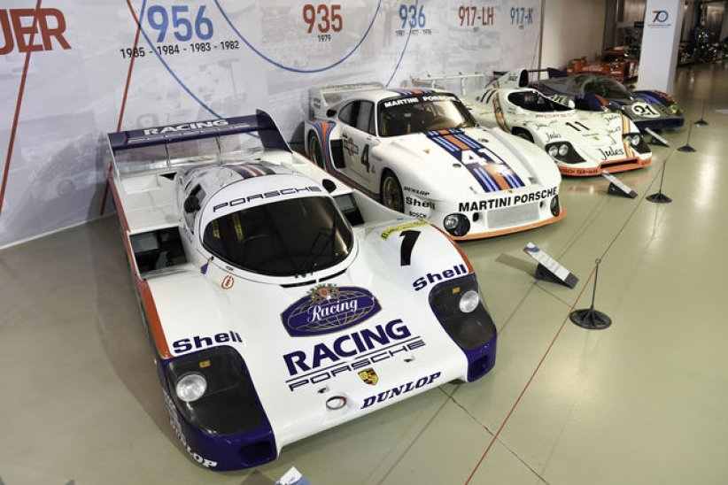 Exposition : Porsche at Le Mans
