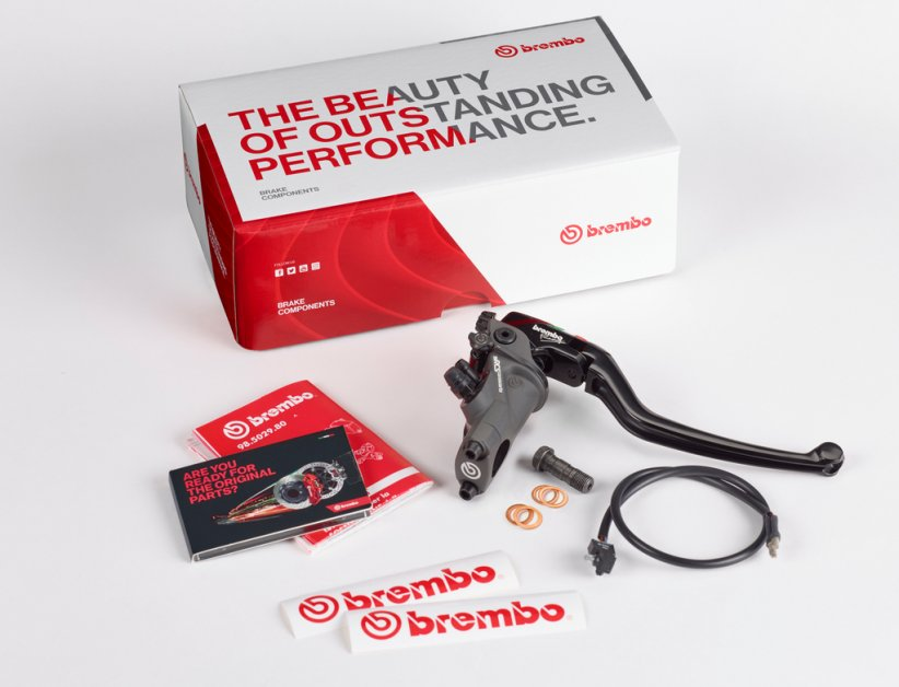 Brembo maitre cylindre radial 19 RCS Corsa Costa