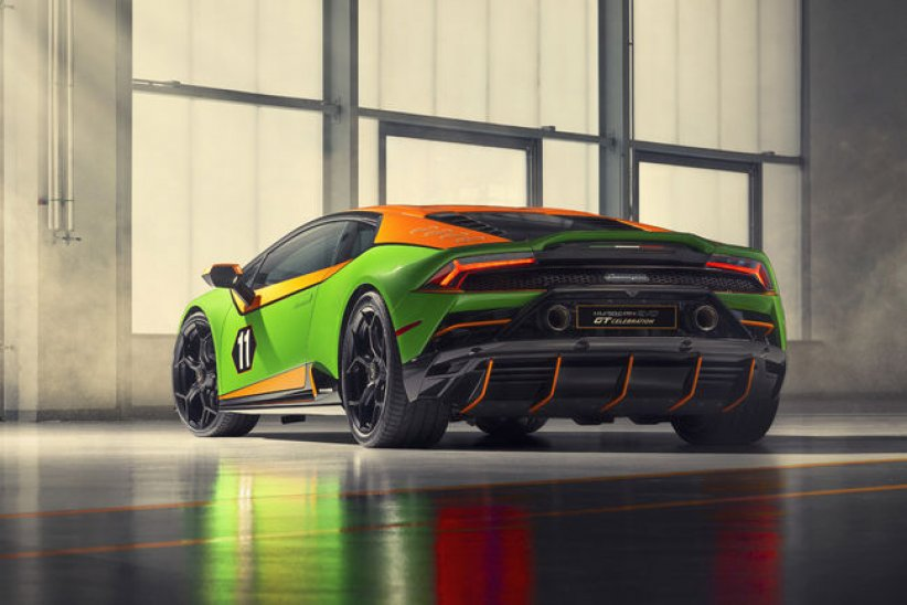 Lambo Huracán EVO GT Celebration
