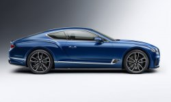Nouvelle Styling Specification chez Bentley