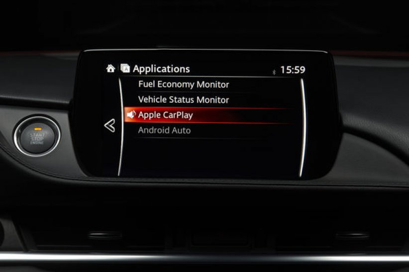Mazda accueille CarPlay et Android Auto