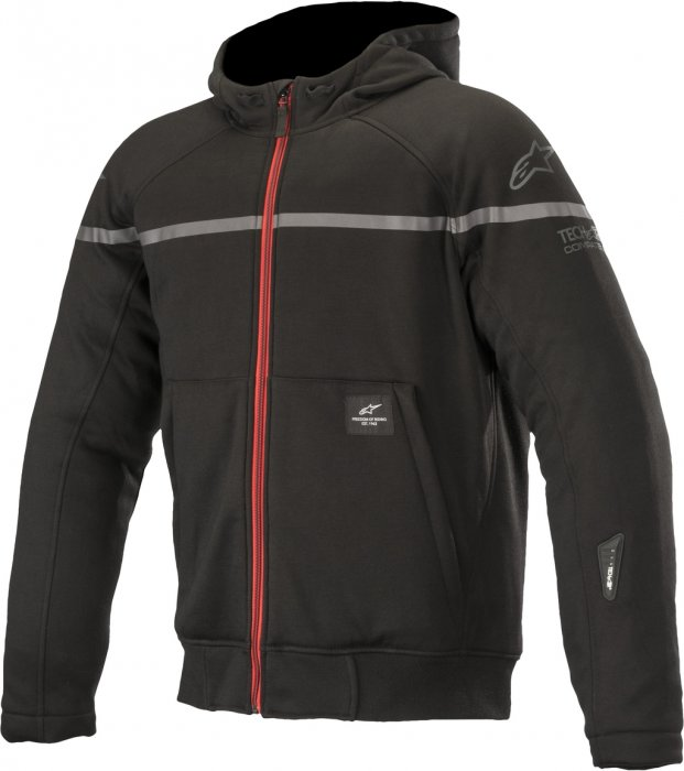 Blouson Alpinestars 24Ride, compatible avec l'airbag électronique Tech-Air Race