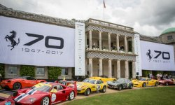 Goodwood : Ferrari a fait le show