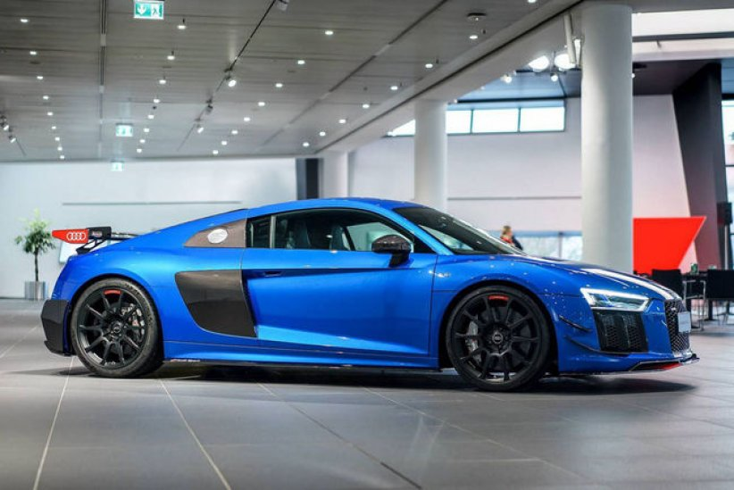 Audi R8 V10 Plus Performance Parts