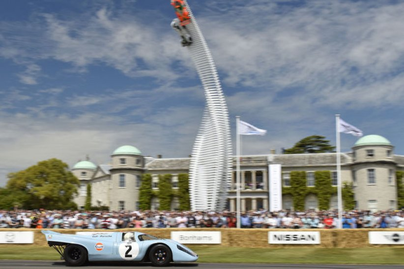 Goodwood FoS 2016 : le teaser