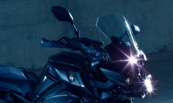 Yamaha Tracer GT : Touring sportif MT-10 ou MT-09 ?