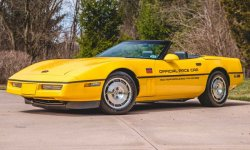 Une collection de Corvette Pace Car Indy 500 à vendre
