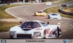 Le Mans Classic affichera 40 Group C