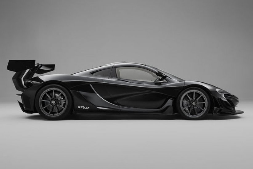 Goodwood : une McLaren P1 GT en vue