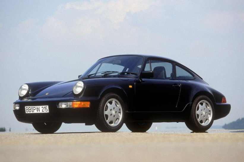 Porsche 911 Carrera 4 Coupé type 964 (1988)
