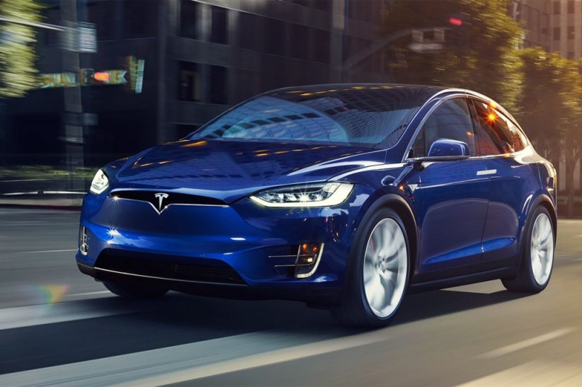 Grands SUV : Tesla Model X