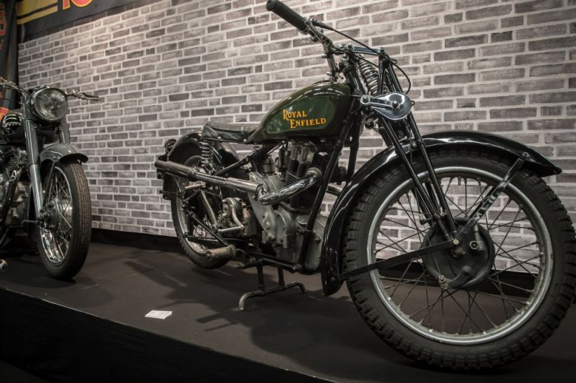 Royal Enfield LF500 - 1933