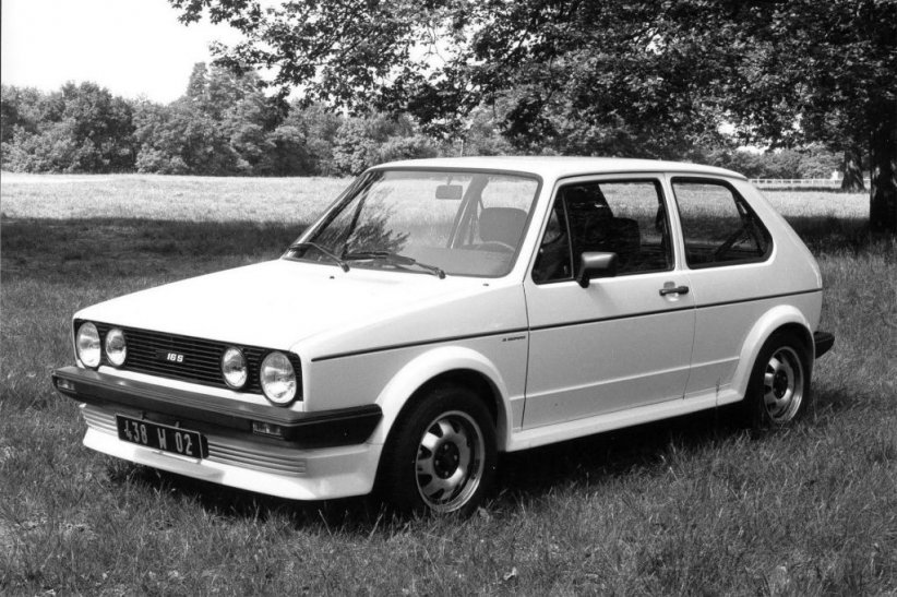 Golf GTI 16S Oettinger (1981)